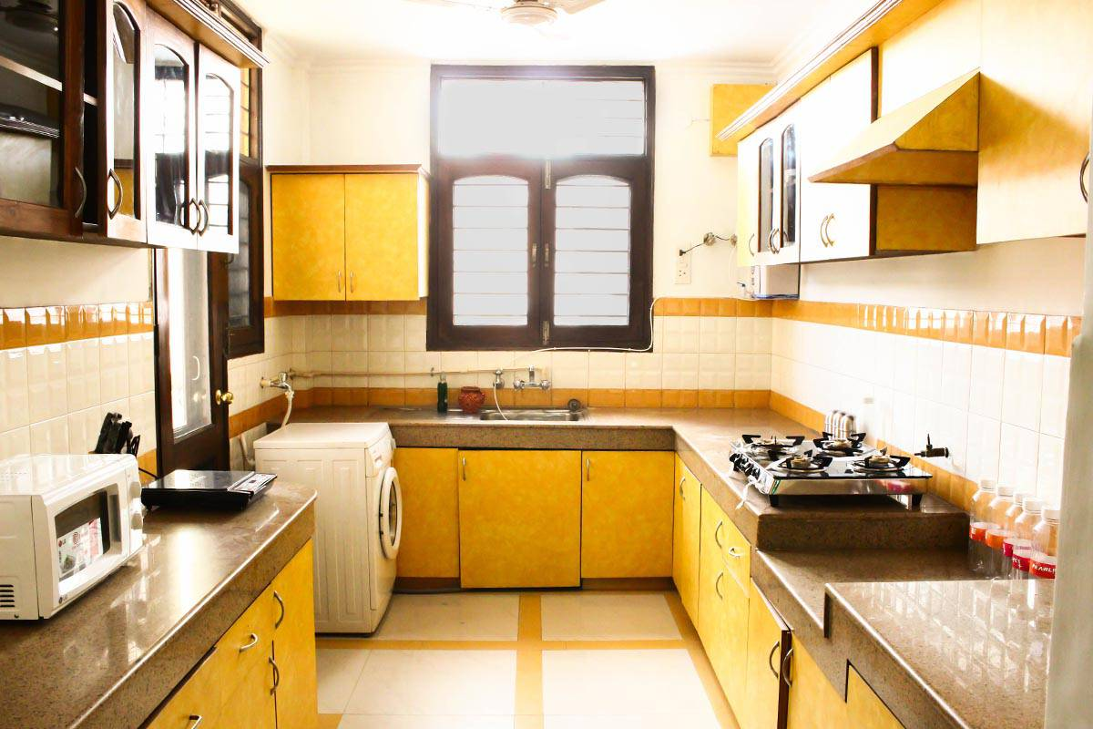 MODERN KITCHEN FOR HEALTHY-COOKING