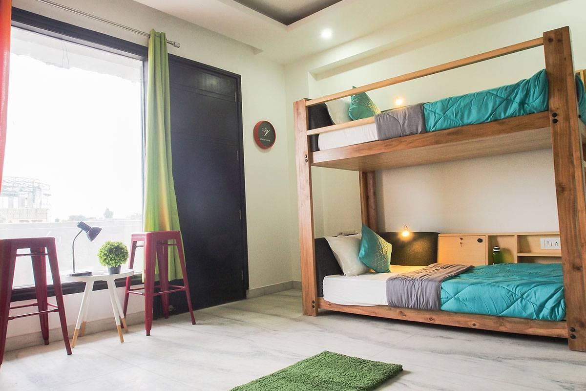 Coho Furnished Flats On Rent Near Bungalow Road Delhi