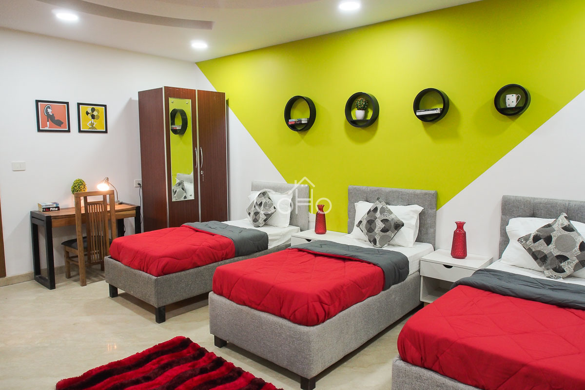 BEAUTIFUL SHARED BEDROOMS