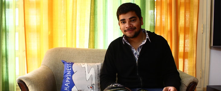 Prateek works at ScoopWhoop