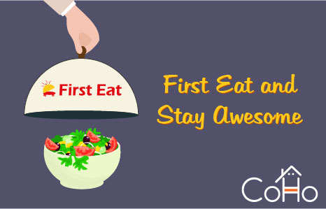 First Eat and Stay Awesome with CoHo!