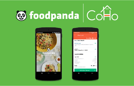 Get Panda Love With CoHo!