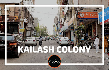 Kailash Colony