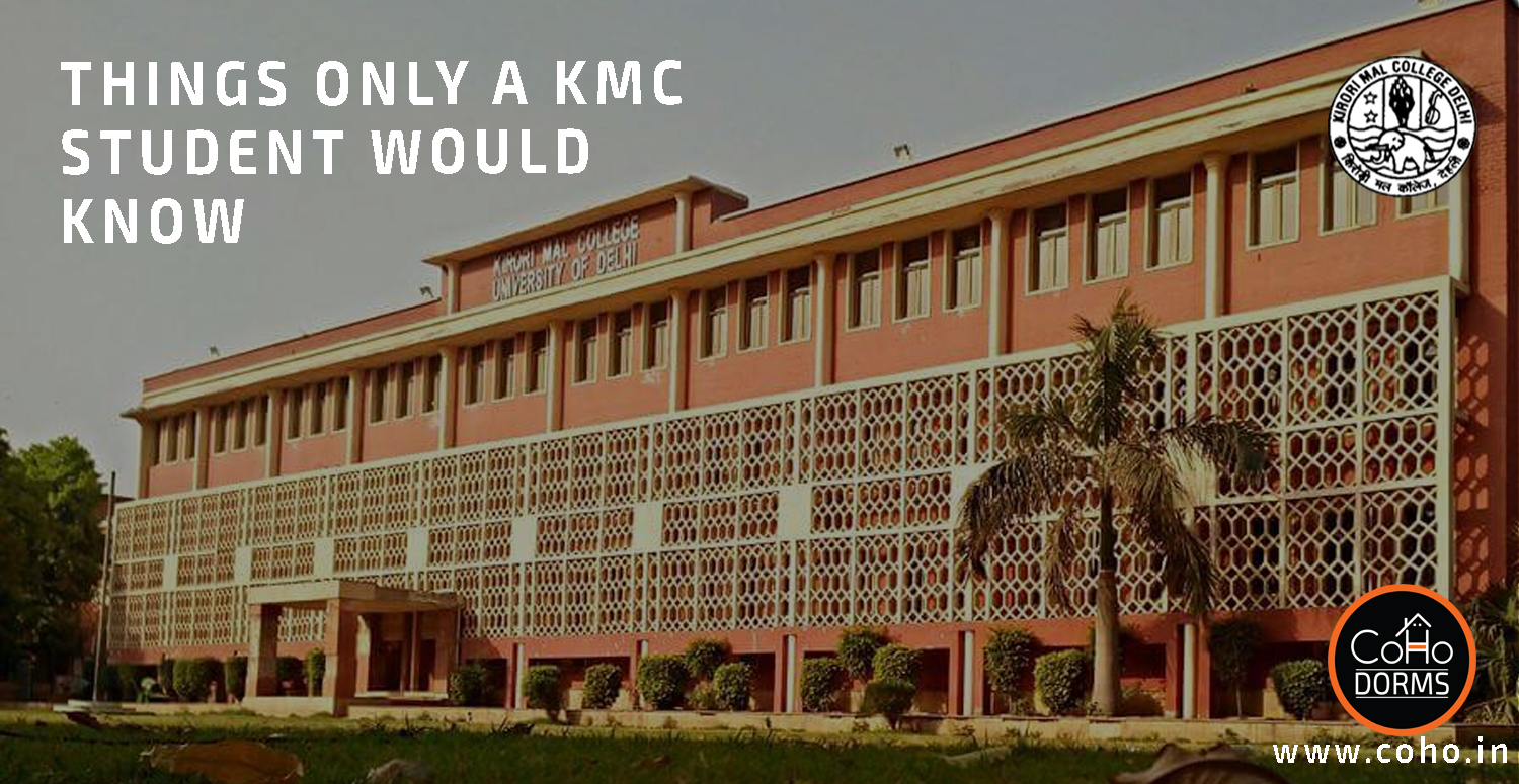 Things only a KMC student would know