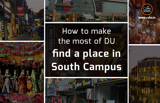 How to Make the Most of DU: Find A place In South Campus