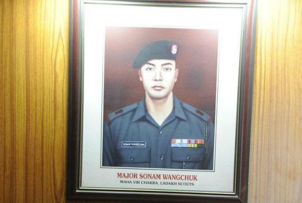 Col Sonam Wangchuk