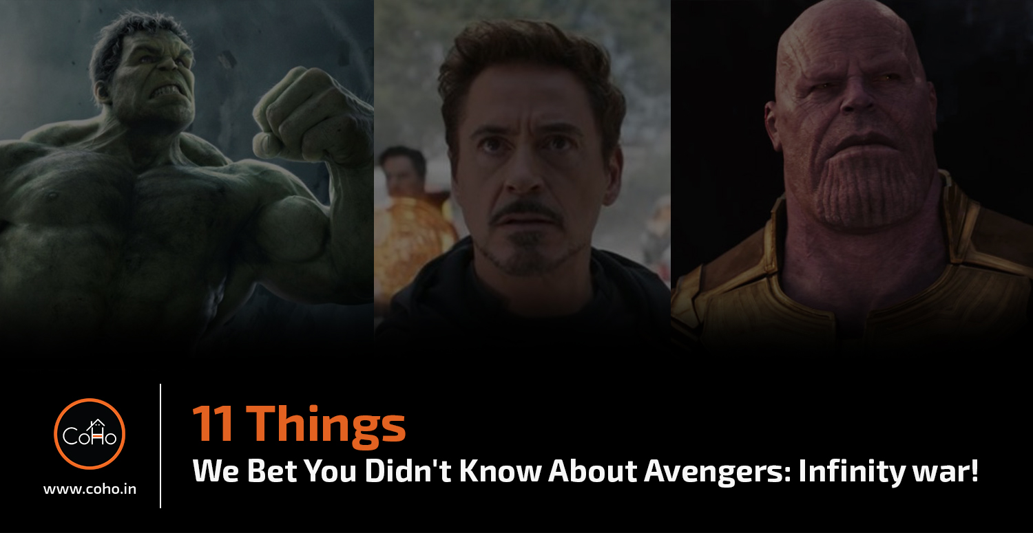 8 Hints That You Missed Out On From The Trailer Of Avengers: Infinity War - The Magnum Opus We've All Been Waiting For!