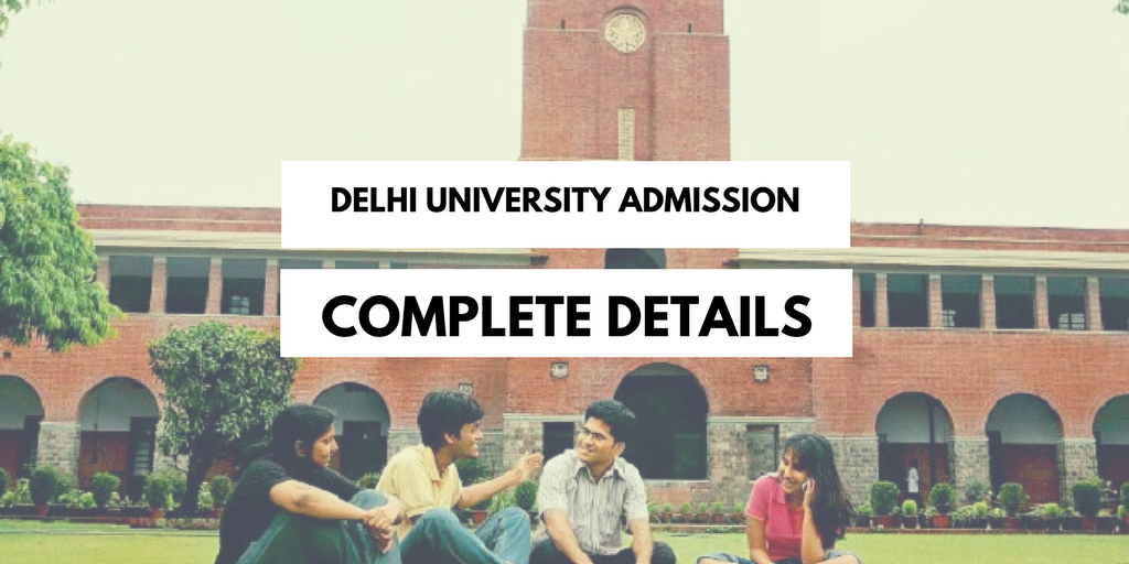 Guidelines for Mission Admission at Delhi University