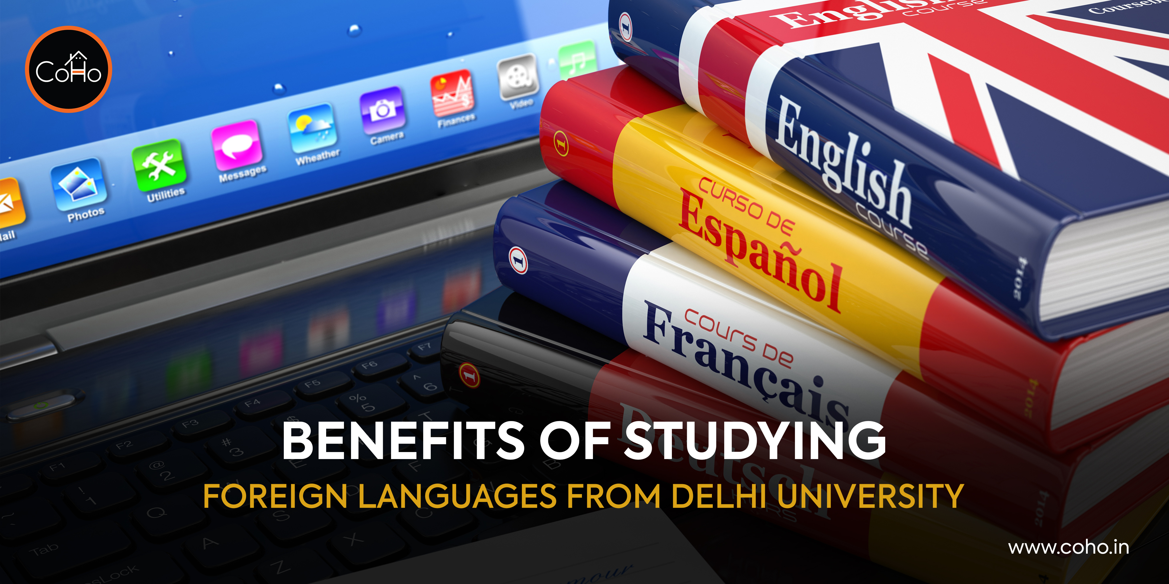 Benefits of studying foreign languages from DU