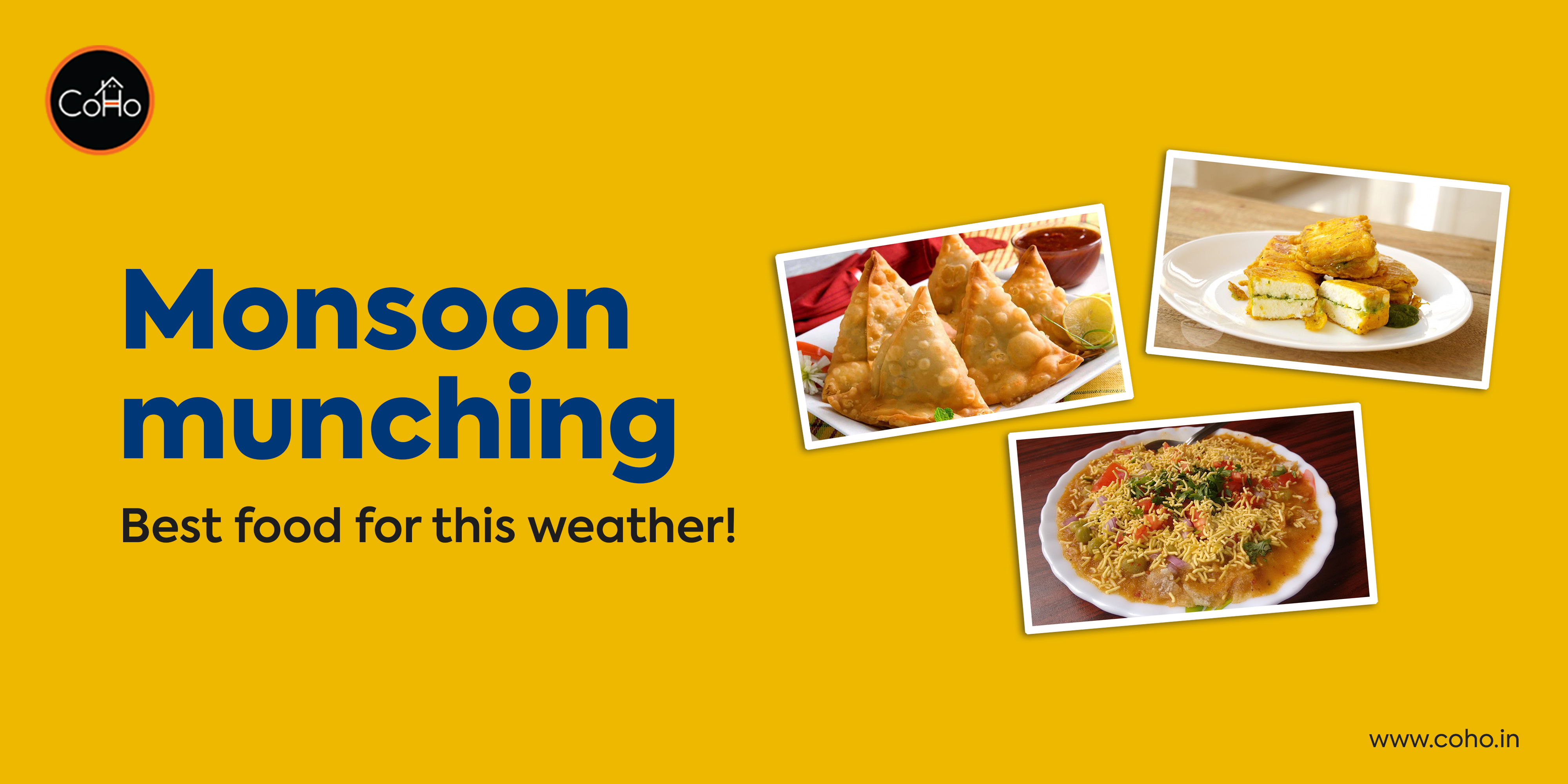 Monsoon munching - Best food for this weather!